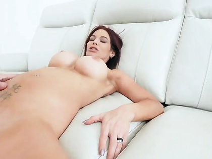 boss's playfellow love mom and big tits tattooed milf