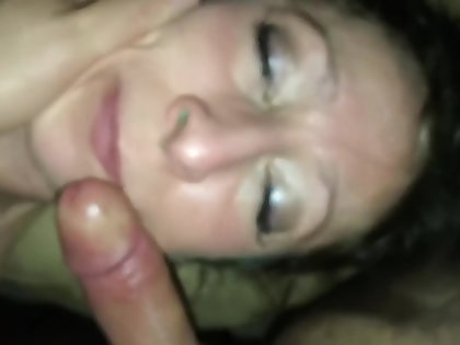 Cheating Wife Surprise XXX Spitroast - Deepthroat, Swallow, Anal, Creampie