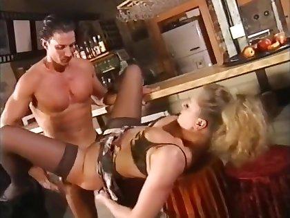 Retro anal, legendary German photograph
