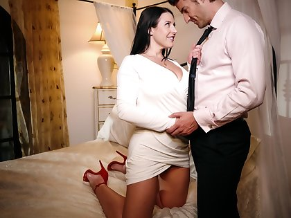 Angela White in My Sinful Valentine Scene 4 - SweetSinner