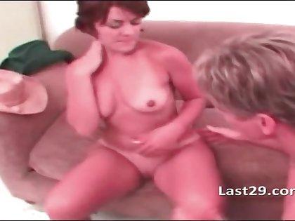 Does It Feel Good - mature lady retro sex