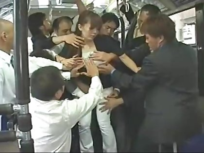 Ganbang with regard to Japan motor coach