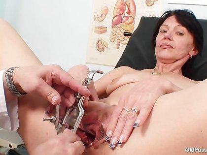 Oldpussyexam - Kaja